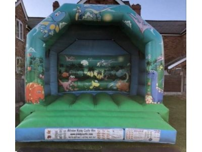 Dinosaur Bouncer - Click for more info