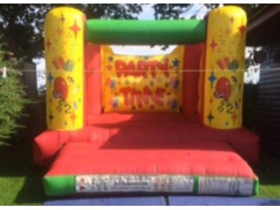Party Time Bouncer - Click for more info