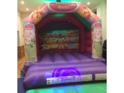 The Princess Bouncer - Click for more info